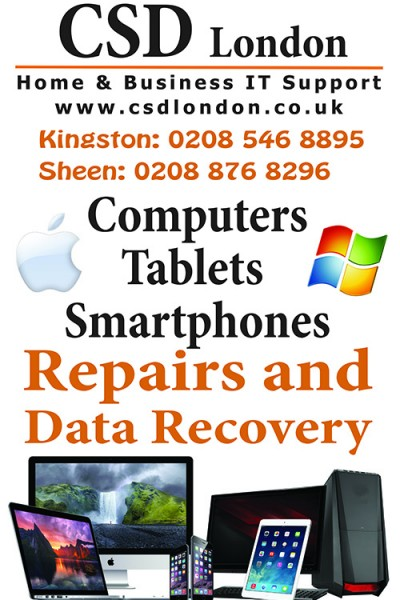 CSD London Mac and PC Repairs and Data Recovery